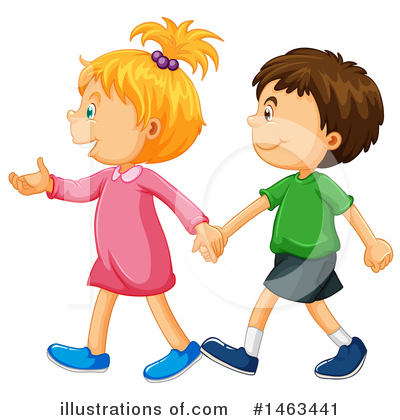 Royalty-Free (RF) Children Clipart Illustration by Graphics RF - Stock Sample #1463441