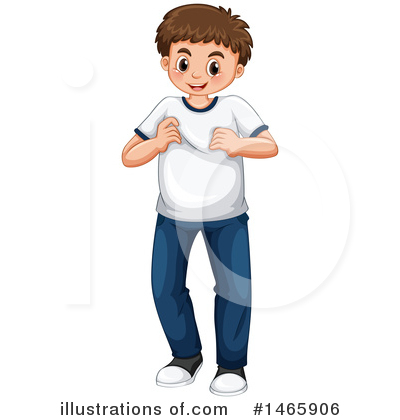 Teenager Clipart #1465906 by Graphics RF