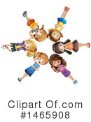 Children Clipart #1465908 by Graphics RF