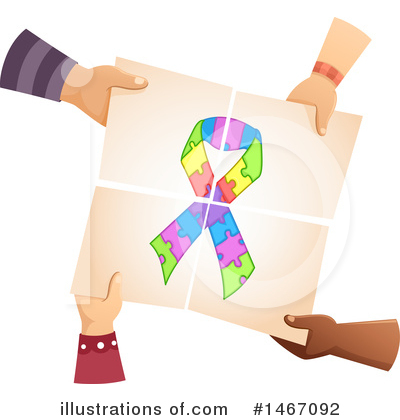 Awareness Ribbon Clipart #1467092 by BNP Design Studio