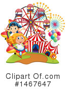 Royalty-Free (RF) Children Clipart Illustration #1467647