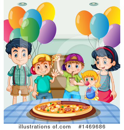 Pizza Clipart #1469686 by Graphics RF