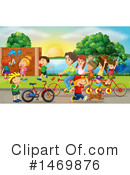 Children Clipart #1469876 by Graphics RF