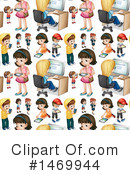 Children Clipart #1469944 by Graphics RF