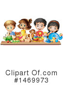 Children Clipart #1469973 by Graphics RF