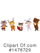 Children Clipart #1478729 by BNP Design Studio