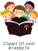 Children Clipart #1498274 by BNP Design Studio