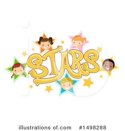 Star Clipart #1498288 by BNP Design Studio