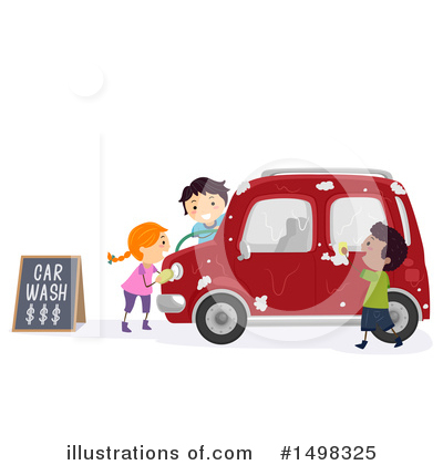 Royalty-Free (RF) Children Clipart Illustration by BNP Design Studio - Stock Sample #1498325