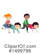 Children Clipart #1499798 by BNP Design Studio