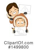 Children Clipart #1499800 by BNP Design Studio