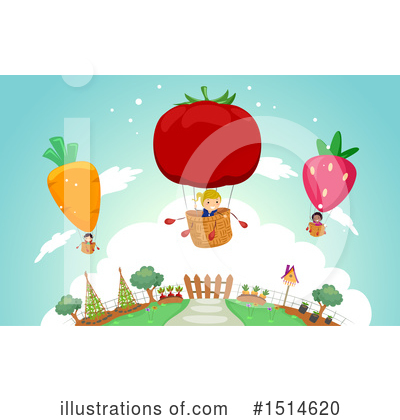 Strawberry Clipart #1514620 by BNP Design Studio