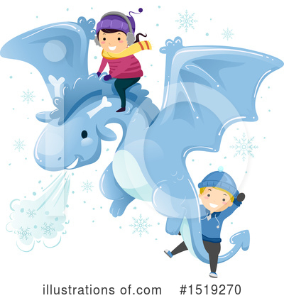 Dragon Clipart #1519270 by BNP Design Studio