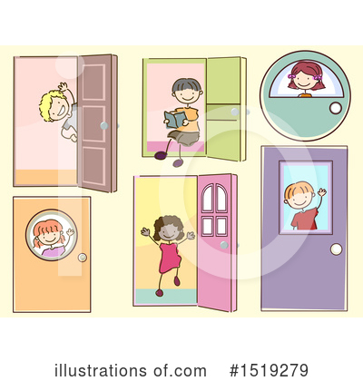 Window Clipart #1519279 by BNP Design Studio