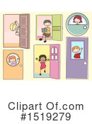 Children Clipart #1519279 by BNP Design Studio