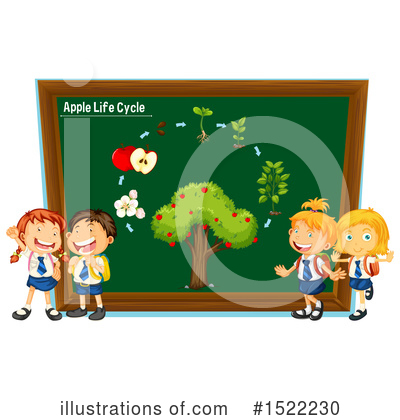 Chalkboard Clipart #1522230 by Graphics RF