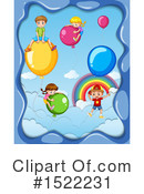 Children Clipart #1522231 by Graphics RF