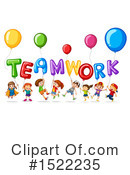 Children Clipart #1522235 by Graphics RF