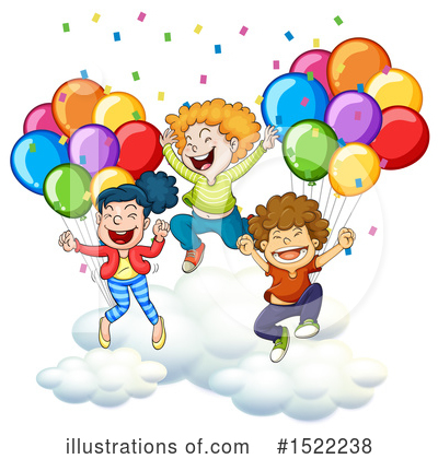 Birthday Clipart #1522238 by Graphics RF