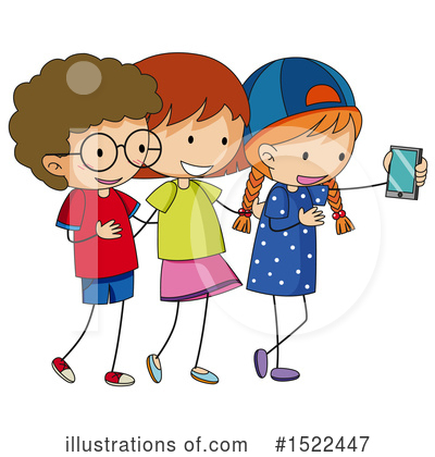 Children Clipart #1522447 by Graphics RF