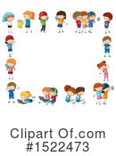 Children Clipart #1522473 by Graphics RF