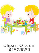 Children Clipart #1528869 by Alex Bannykh