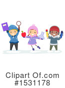 Children Clipart #1531178 by BNP Design Studio