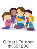 Children Clipart #1531200 by BNP Design Studio