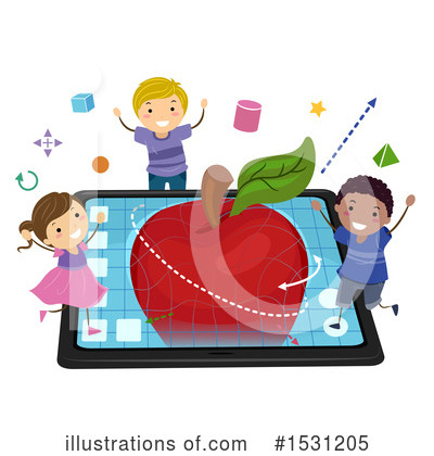Educational Clipart #1531205 by BNP Design Studio