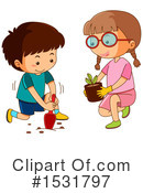Children Clipart #1531797 by Graphics RF