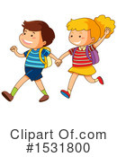 Children Clipart #1531800 by Graphics RF