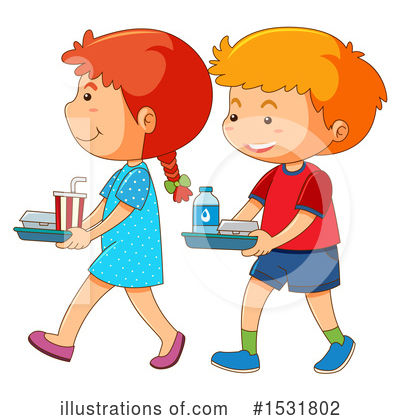 Girl Clipart #1531802 by Graphics RF