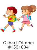 Children Clipart #1531804 by Graphics RF