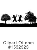 Royalty-Free (RF) Children Clipart Illustration #1532323