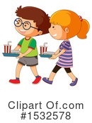Children Clipart #1532578 by Graphics RF