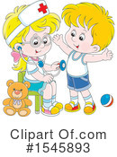 Children Clipart #1545893 by Alex Bannykh