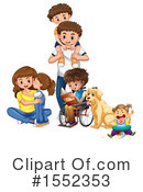Children Clipart #1552353 by Graphics RF