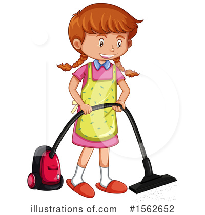Royalty-Free (RF) Children Clipart Illustration by Graphics RF - Stock Sample #1562652