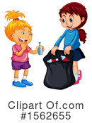 Children Clipart #1562655 by Graphics RF