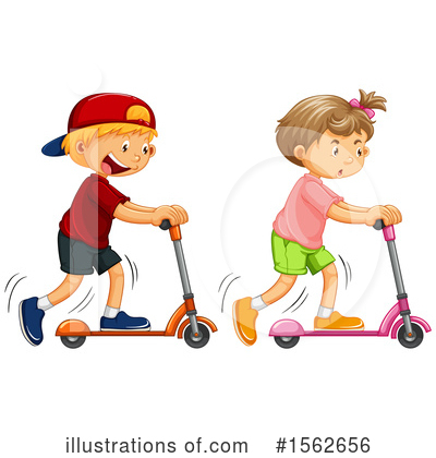 Children Clipart #1562656 by Graphics RF