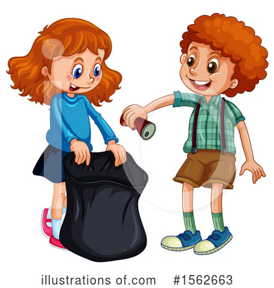 Children Clipart #1562663 by Graphics RF