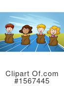 Children Clipart #1567445 by Graphics RF