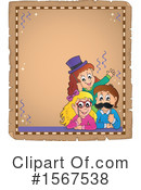 Children Clipart #1567538 by visekart
