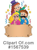 Children Clipart #1567539 by visekart