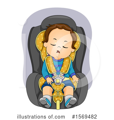Toddler Clipart #1569482 by BNP Design Studio