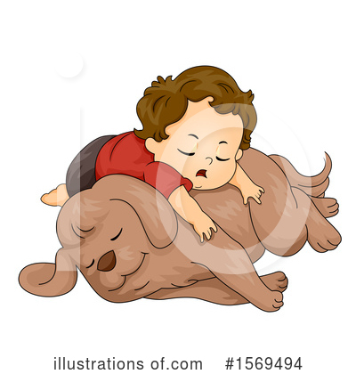 Toddler Clipart #1569494 by BNP Design Studio