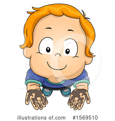 Toddler Clipart #1569510 by BNP Design Studio