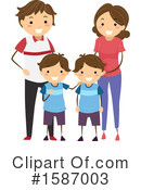 Children Clipart #1587003 by BNP Design Studio