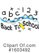 Children Clipart #1603492 by Johnny Sajem