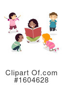 Children Clipart #1604628 by BNP Design Studio